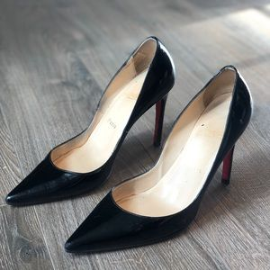 Chistian Louboutin decollete 85mm